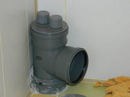 Зачем нужен аэратор для канализации