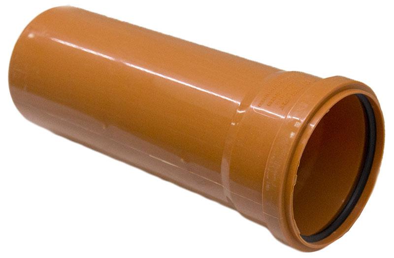 Раструб трубы канализации