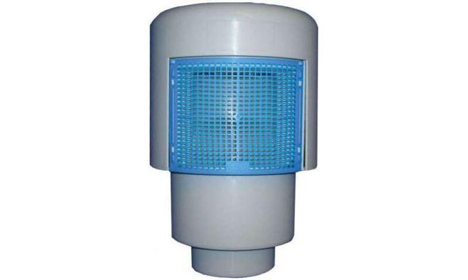 Пример вакуумного клапана для системы канализации