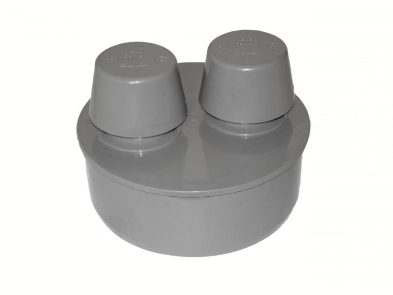 Пример воздушного клапана системы канализации